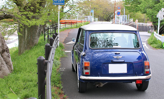 ローバーミニ中古車保証