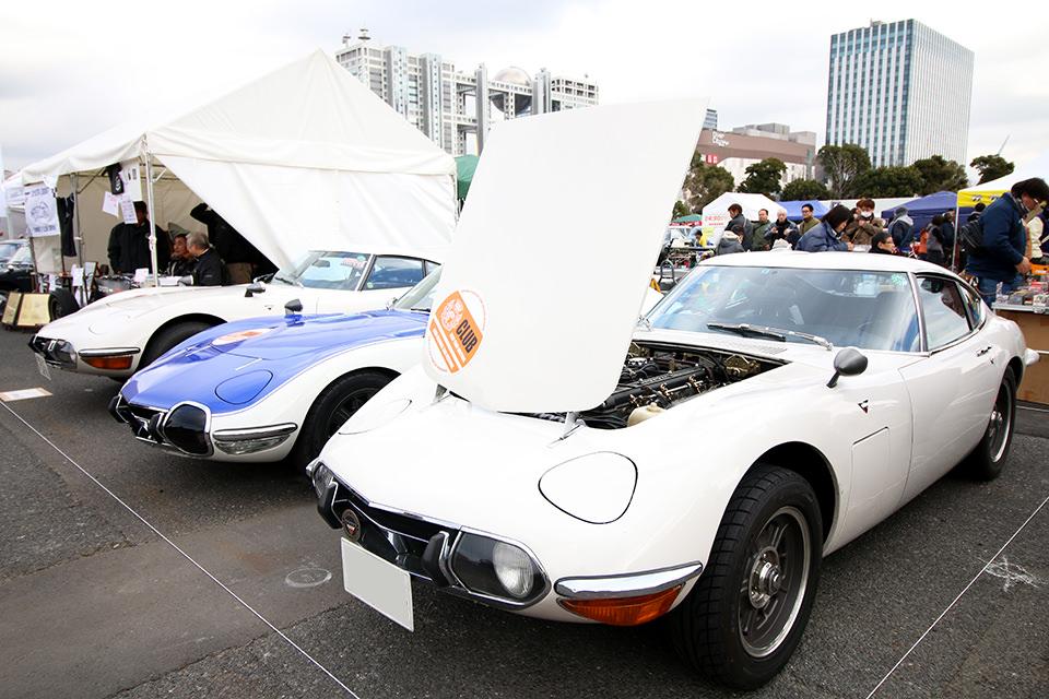 トヨタ 2000GT_ニューイヤーミーティング