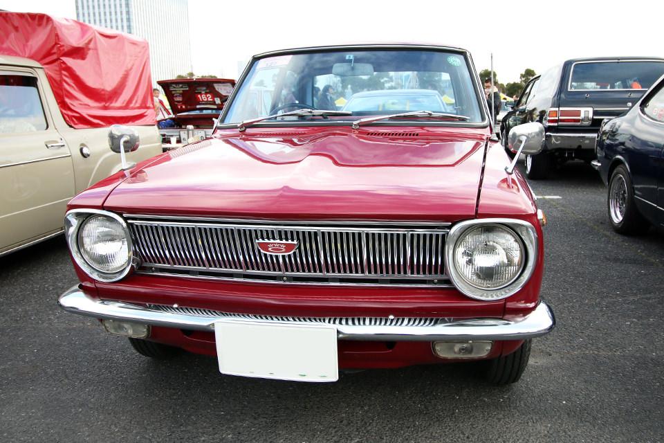 トヨタ カローラ 1100_2_ニューイヤーミーティング