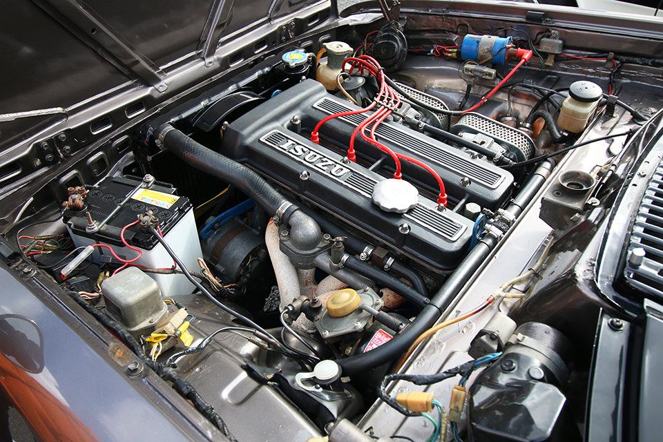 いすゞ ベレット 1600 GTR_2_ニューイヤーミーティング