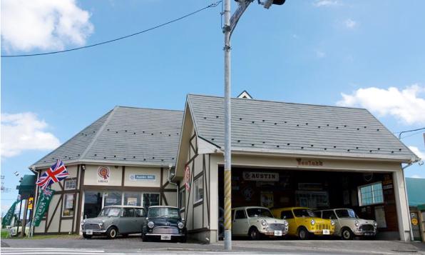 British Garage Weslake-英国車専門店ウエスレイク-
