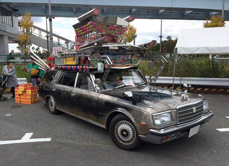 センチュリー_お台場旧車天国2017