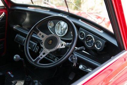 ローバーミニ 1.3i ボーイズレーサー仕様