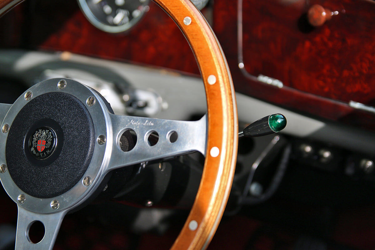 ローバーミニ クーパー ヘリテイジ オースチン MK-Ⅰ仕様