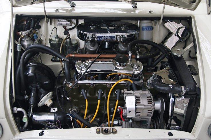 ミニトラベラー エンジン