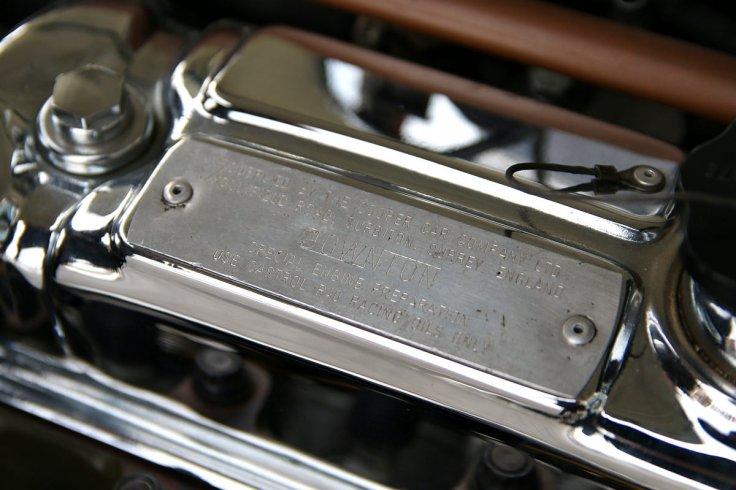 ミニトラベラーエンジンプレート