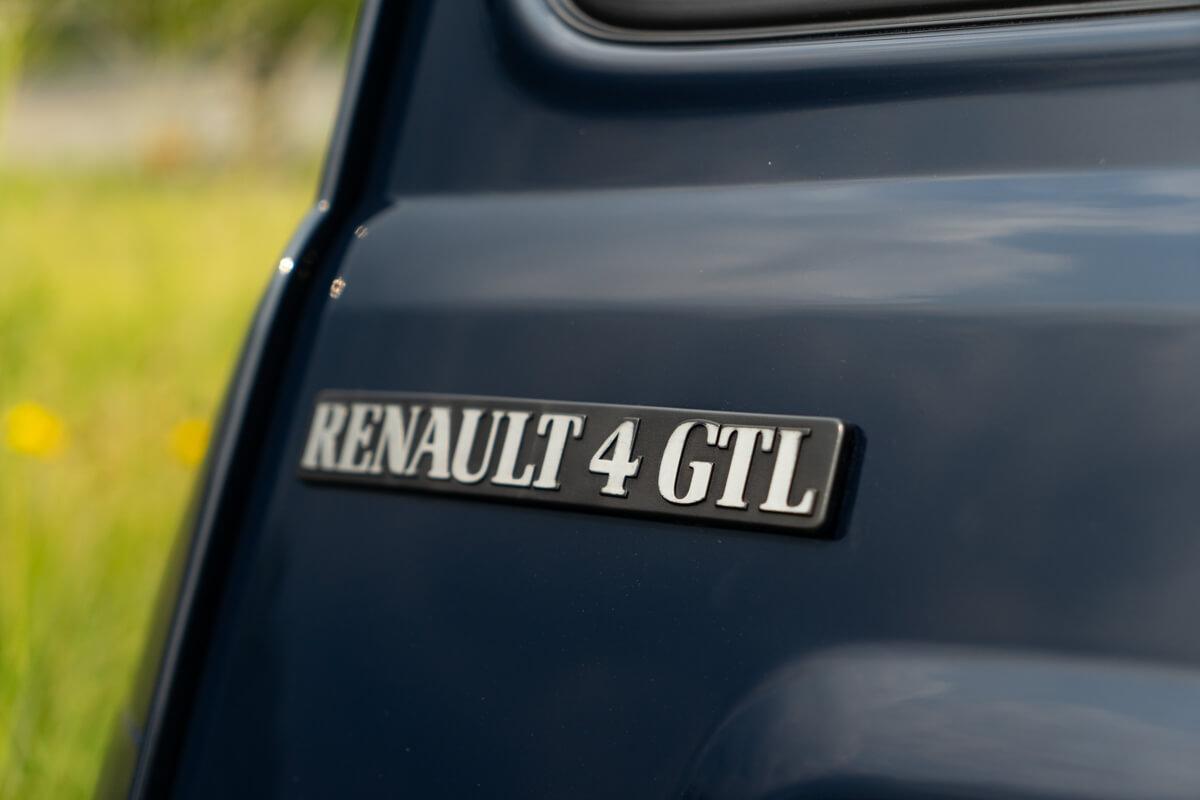 ルノー4 GTL
