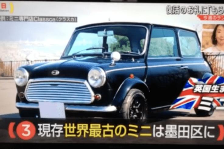 テレビ朝日「サンデーステーション」