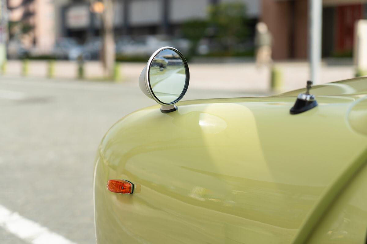 ローバーミニ クーパー Mk2 スタイル