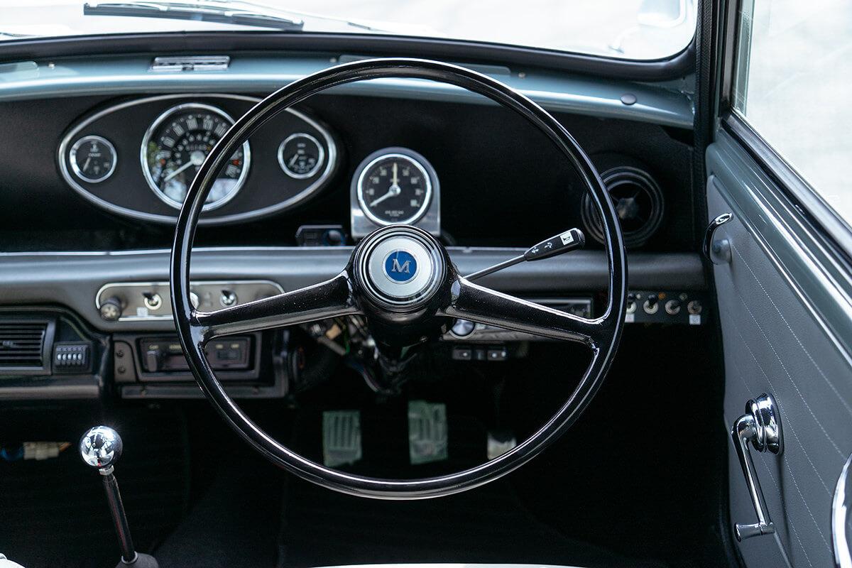 ローバーミニ1.3i モーリス クラシック スタイル