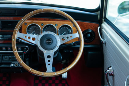 ローバーミニ  メイフェア MK1スタイル