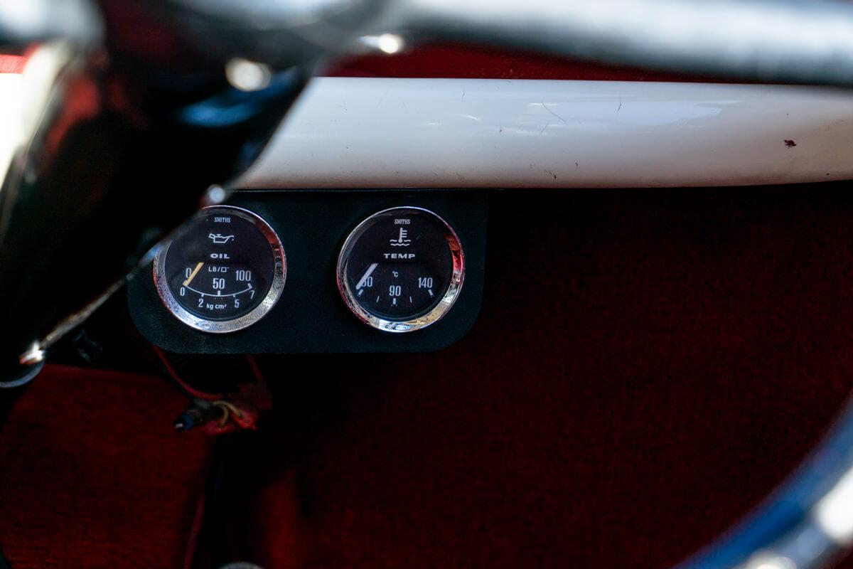 モーリス ミニ マイナー 850
