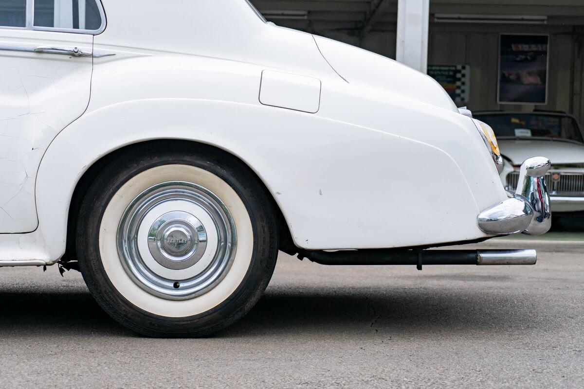 ベントレーS2 1961