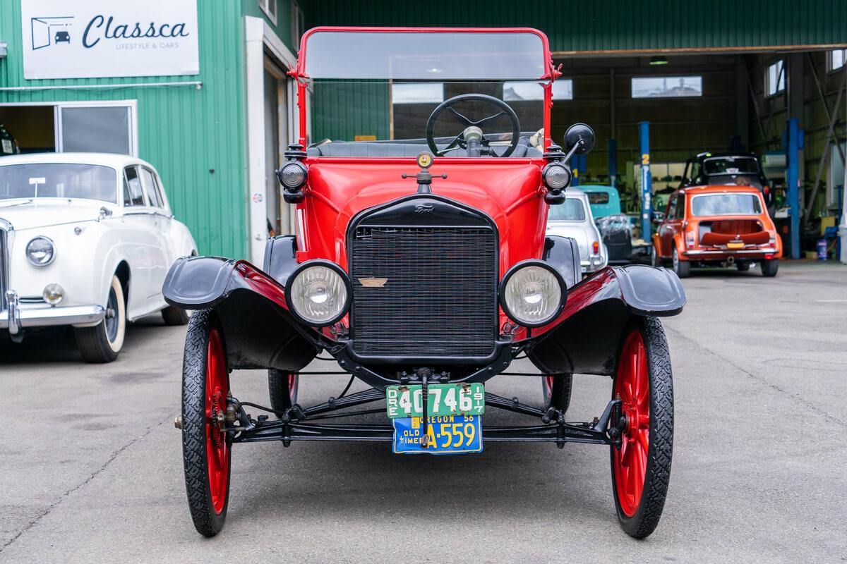 T型フォード 1917