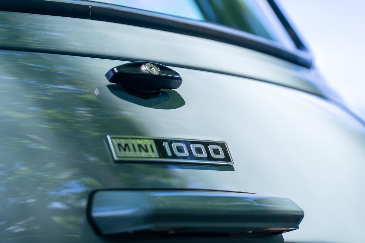 ローバーミニ 1000 ボーイズレーサー